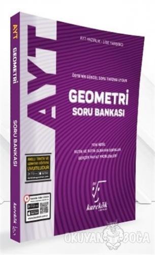 2020 AYT Geometri Soru Bankası - Kolektif - Karekök Yayıncılık
