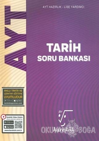 2020 AYT Tarih Soru Bankası - Kolektif - Karekök Yayıncılık