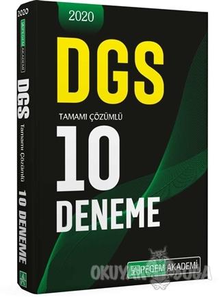 2020 DGS Tamamı Çözümlü 10 Deneme