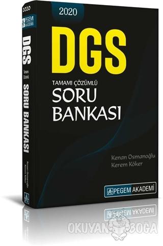 2020 DGS Tamamı Çözümlü Soru Bankası