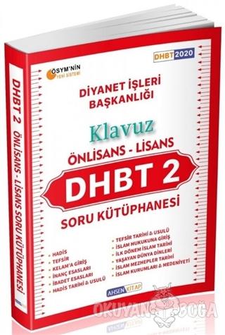2020 DHBT 2 Önlisans - Lisans Soru Kütüphanesi