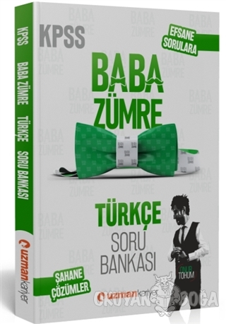 2020 KPSS Baba Zümre Türkçe Soru Bankası