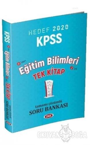 2020 KPSS Eğitim Bilimleri Tek Kitap Tamamı Çözümlü Soru Bankası - Kol