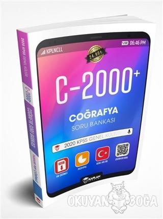 2020 KPSS Genel Kültür C-2000 Plus Coğrafya Soru Bankası