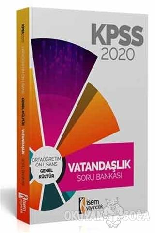 2020 KPSS Ortaöğretim Önlisans Vatandaşlık Tamamı Çözümlü Soru Bankası