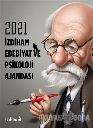2021 İzdiham Edebiyat ve Psikoloji Ajandası - - İzdiham