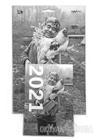 2021 Nesin Vakfı Duvar Takvimi - Kolektif - Nesin Yayınevi