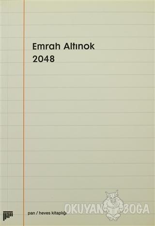 2048 - Emrah Altınok - Pan Yayıncılık