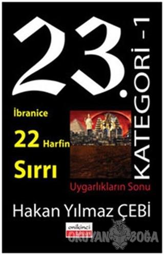 23 Kategori - 1 İbranice 22 Harfin Sırrı