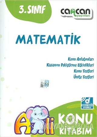 3. Sınıf Matematik Konu Kitabım - Kolektif - Cancan Yayınları