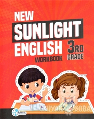 3. Sınıf New Sunlight English Workbook