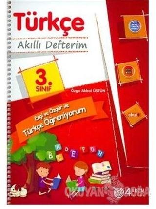 3. Sınıf Türkçe Akıllı Defterim