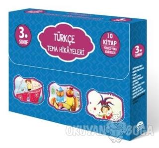 3. Sınıf Türkçe Tema Hikayeleri 10 Kitap Takım