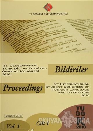 3. Uluslararası Türk Dili ve Edebiyatı Öğrenci Kongresi 2010 : Bildiri