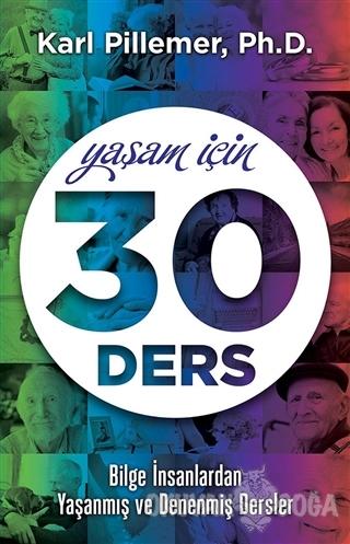 30 Ders - Karl Pillemer - Butik Yayınları
