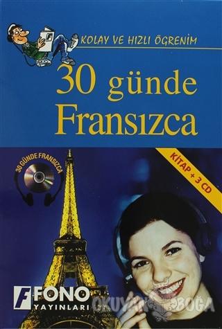 30 Günde Fransızca (kitap + 3 CD)