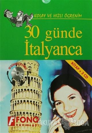 30 Günde İtalyanca (kitap + 3 CD)