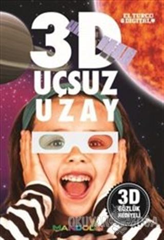 3D Uçsuz Uzay - Tunç Topçuoğlu - Mandolin Yayınları