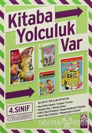 4. Sınıf Kitaba Yolculuk Var - Kolektif - Altın Kitaplar