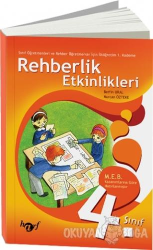 4. Sınıf Rehberlik Etkinlikleri