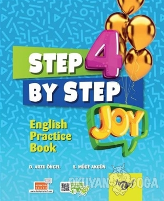 4.Sınıf Step By Step Joy English Pb 2019