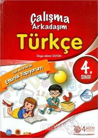 4. Sınıf Türkçe Çalışma Arkadaşım