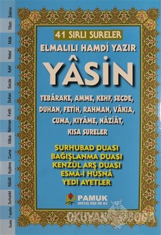 41 Sırlı Sureler Yasin (Kod: 206) - Elmalılı Muhammed Hamdi Yazır - Pa