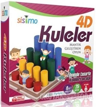 Sisimo 4D Kuleler