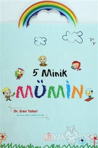 5 Minik Mümin - Eren Tatari - Nesil Çocuk Yayınları