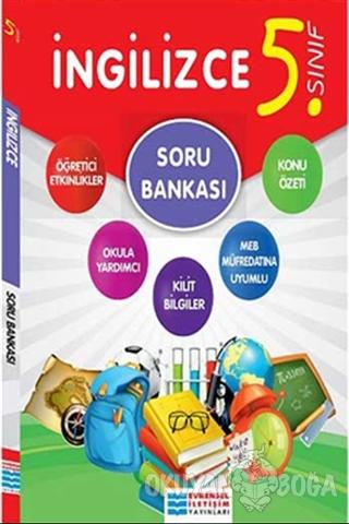 5. Sınıf İngilizce Soru Bankası - Kolektif - Evrensel İletişim Yayınla