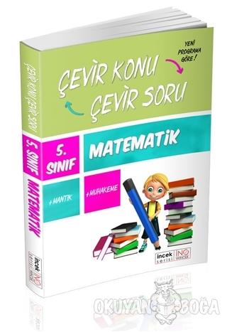 5. Sınıf Matematik Çevir Konu Çevir Soru - Kolektif - İnovasyon Yayınl