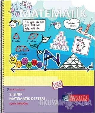 5. Sınıf Matematik Defteri