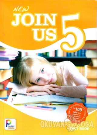 5. Sınıf New Join Us Test Book