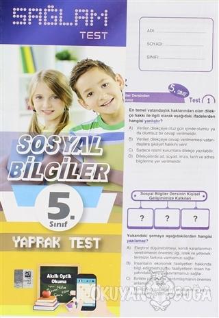 5. Sınıf Sosyal Bilgiler Yaprak Test