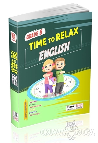 5. Sınıf Time to Relax English