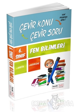 6. Sınıf Fen Bilimleri Çevir Konu Çevir Soru - Kolektif - İnovasyon Ya
