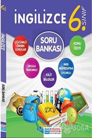 6. Sınıf İngilizce Soru Bankası - Kolektif - Evrensel İletişim Yayınla