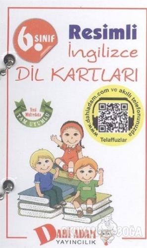 6. Sınıf Resimli İngilizce Dil Kartları