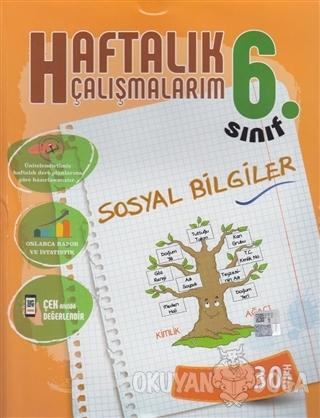 6. Sınıf Sosyal Bilgiler Haftalık Çalışmalarım 30 Hafta