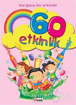 60 Etkinlik - Hergüne Bir Etkinlik! - Betül Tok - Teen Yayıncılık