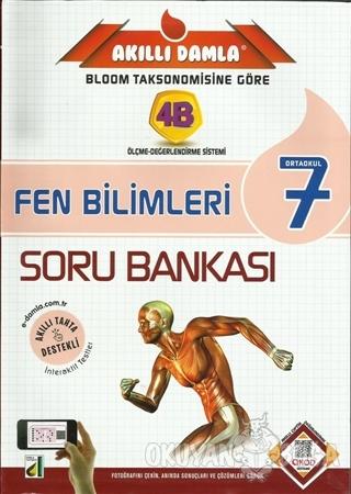 7. Sınıf 4B Fen Bilimleri Soru Bankası - Kolektif - Damla Yayınevi