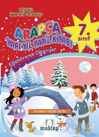 7. Sınıf Arapça Yarı Yıl Tatil Kitabı