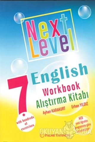 7. Sınıf Next Level English Workbook Alıştırma Kitabı