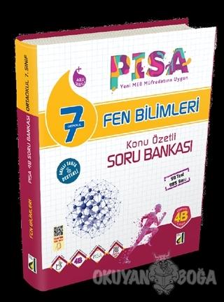 7. Sınıf PISA Fen Bilimleri Konu Özetli Soru Bankası - Kolektif - Daml