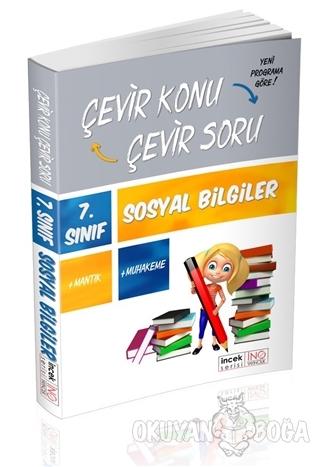 7. Sınıf Sosyal Bilgiler Çevir Konu Çevir Soru - Kolektif - İnovasyon