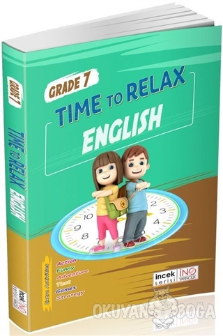 7. Sınıf Time to Relax English