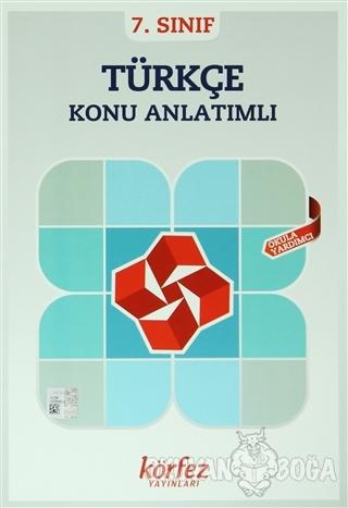7. Sınıf Türkçe Konu Anlatımlı Okula Yardımcı