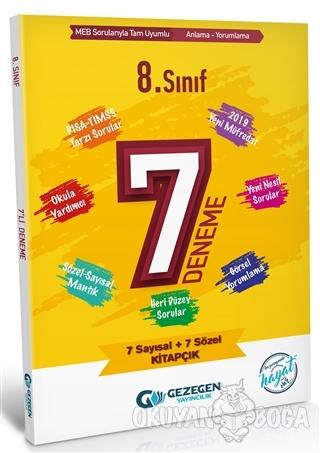 8. Sınıf 7 Deneme - Kolektif - Gezegen Yayıncılık