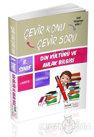 8. Sınıf Din Kültürü ve Ahlak Bilgisi Çevir Konu Çevir Soru - Kolektif