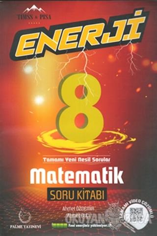8. Sınıf Enerji Matematik Soru Kitabı